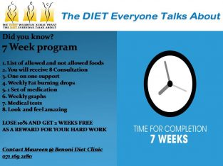 The diet everyone talks about