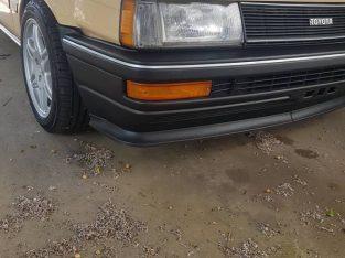 '85 Toyota Corolla 1.3i GL