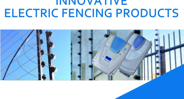 ELECTRIC FENCE INSTALLATION AND REPAIRS