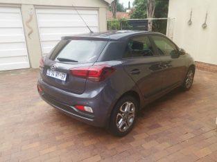 Hyundai i 20 2019 1.4 Fluid