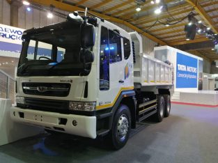 2020 Daewoo Tipper K5DEF
