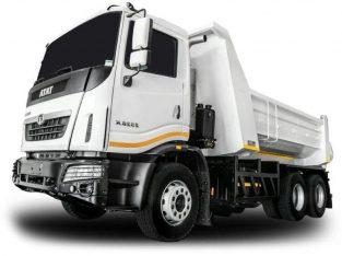 2020 Tata Prima 2528K ,Tipper