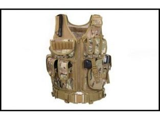 SEF780 TACTICAL VEST 0218259928