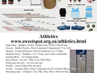 Sweetspot Sport equipment