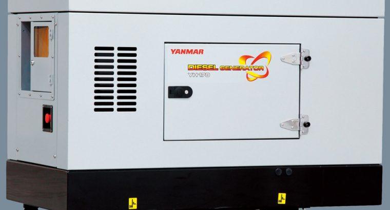 HYUNDAI 45KVA 3-PHASE SILENT AUTO START DIESEL GEN