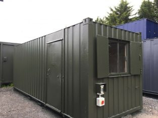 20 Foot Shipping Container, House, Cabin, Granny
