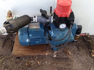 IRRIGATION / GARDEN WATERING SYSTEMS / TANK INSTAL