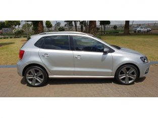 vw cross polo 1.6