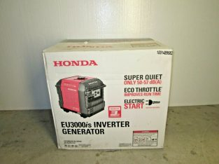 Honda inverter EU3000iS Generator