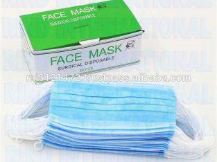 Sales of face masks, hand hand sanitizer
