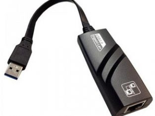 USB 3.0 to 10/100/1000 Mbps Gigabit Ethernet Adapt