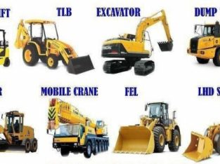 FORKLIFT, SCAFFOLDING,ROAD ROLLER CALL 0834237665