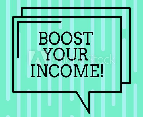 Supplement Your Income