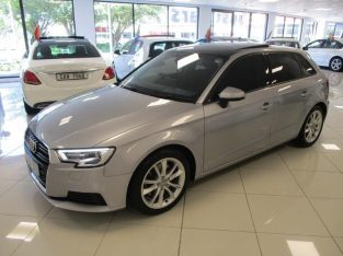 2016 Audi A3 Sportback 2.0TFSI Auto