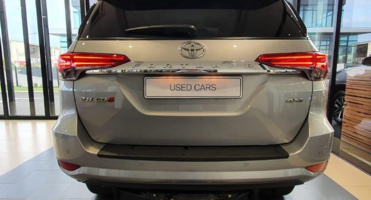 '19 Toyota Fortuner 2.8 GD – 6 4X4 A/T