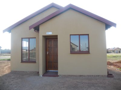 New house for sale in a new development at Soshang
