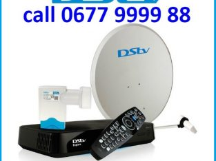 24 hour Ds-tv services call 0677999988