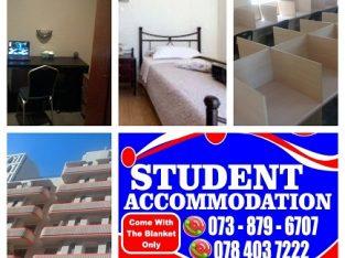 Student Accommodation in Johannesburg-Jozi