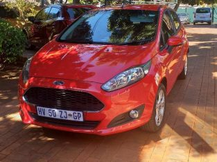 Ford Fiesta 5 door 1.0