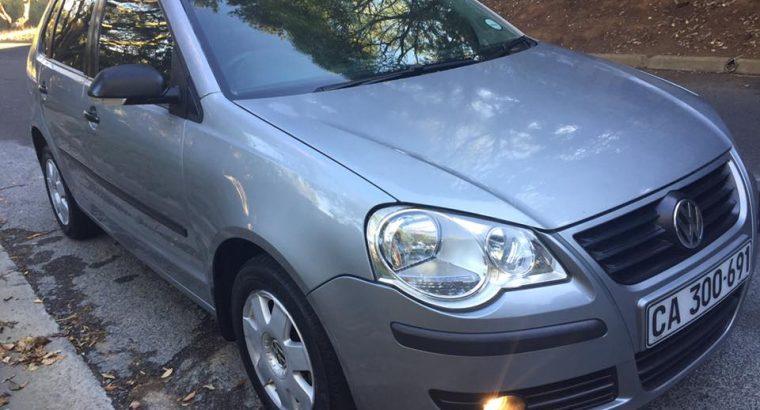 2005 Volkswagen Polo 1.4i Trendline 5Dr