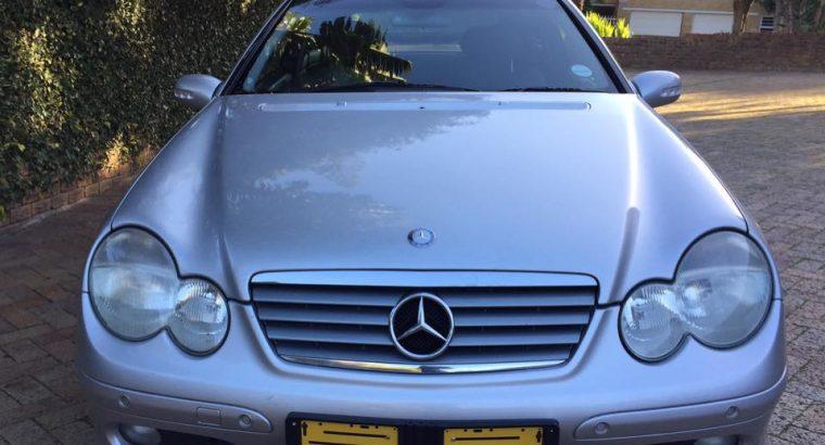 2002 Mercedes Benz C – Class C230 Kompressor