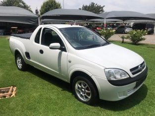 2007 Opel Corsa Utility 1.8i A/C