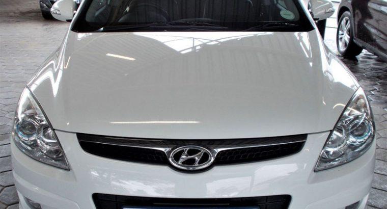 2010 Hyundai i30 2.0 GLS