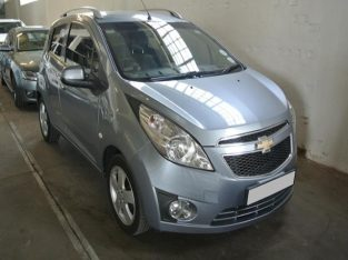 2013 Chevrolet Spark 1.2 LS 5Dr