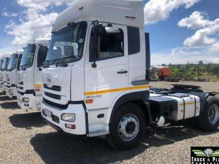 2015 YEAR MODEL 34 TON SIDE TIPPER TRUCKS ARE AVAI