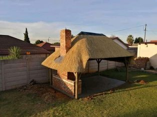 Thatch Roofing and Lapas Installation