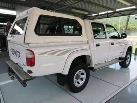 Toyota hilux 3.0D4D doubles cab