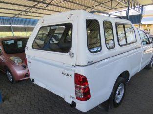 2015 Toyota hillux