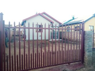 House to let at Soshanguve east