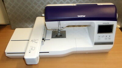 Brother innovis NV800E Embroidery Machine
