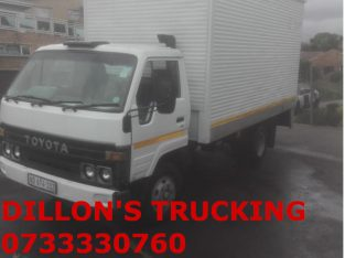 4 ton truck for hire