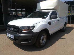 2018 Ford Ranger 2.2TDCi XL 4X4 Single Cab Bakkie