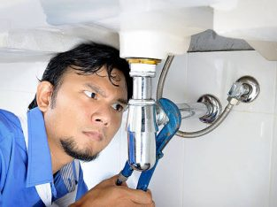Geyser, toilet, drain leaks R850 and R550 travel