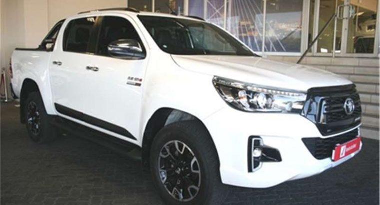 2019 Toyota Hilux 2.8 GD – 6 Raider 4X4 A/T D/Cab