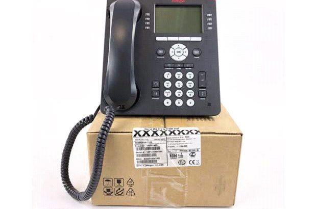 Brand New POE Avaya 9608G VoiP DeskPhones for Sale