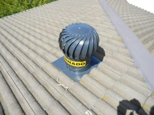 Windmaster International Tornado Roof Turbine