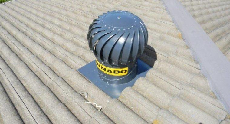 Windmaster International Tornado Roof Turbine