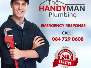 Geyser leaks, toilets,taps,drains R850 and R550 tr