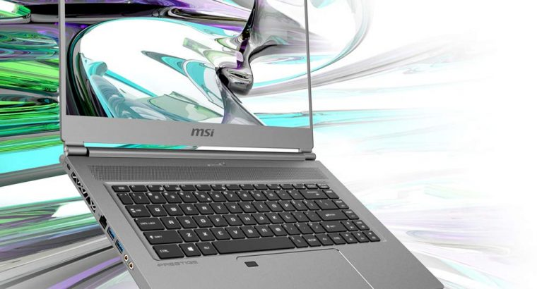 Be Creative with the MSI P65 Gaming Laptop