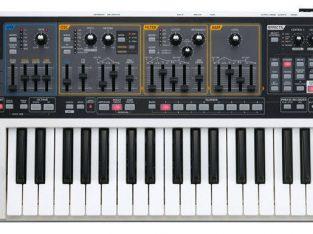 Roland GAIA SH-01 Virtual Analog Synthesizer