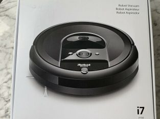 IRobot Roomba i7 Wi-Fi Connected Vacuum Cleaner