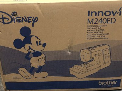 Brother innov-is M240ED Embroidery Machine