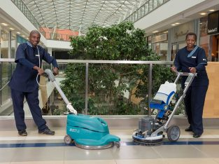 Mall cleaners needed in Gauteng Salary R4500