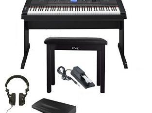 The Yamaha DGX660 Deluxe Piano Pack for sale