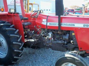 Used Massey Ferguson 290 Tractor