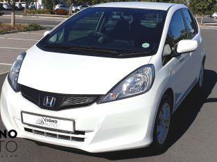 2012 Honda Jazz 1.3 Comfort i-VTec Hatchback